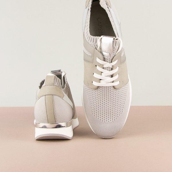 Снікерси Caprice 9-23711-257 It Grey Knit c #7