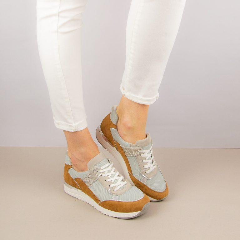 Кросівки Caprice 9-23706-333 Hazelnut Comb #1