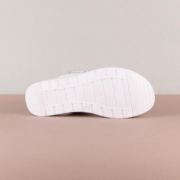 Сабо Caprice 9-27150-102 White Nappa #5