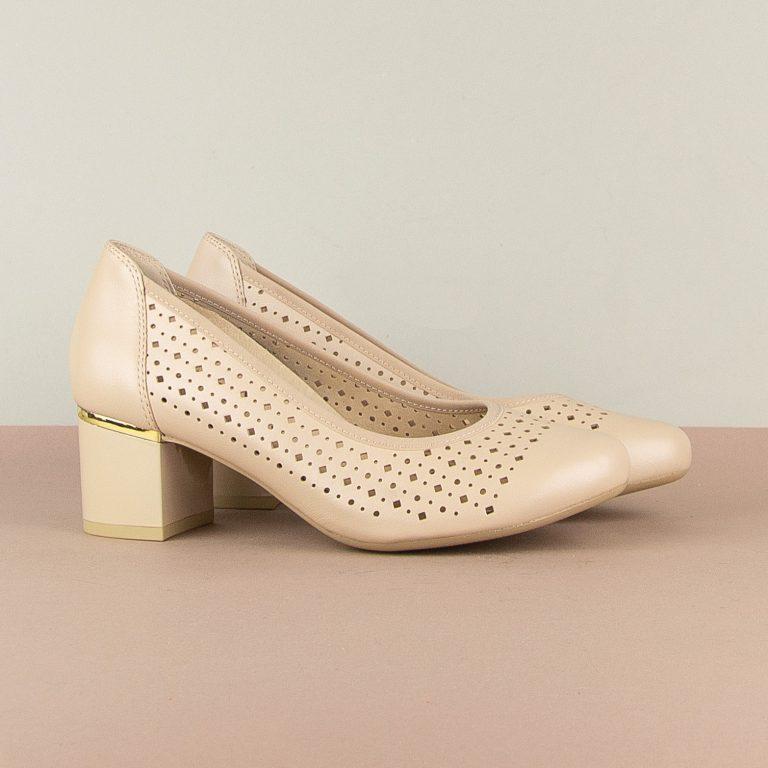 Туфлі Caprice 9-22501-433 Beige Perlato #1