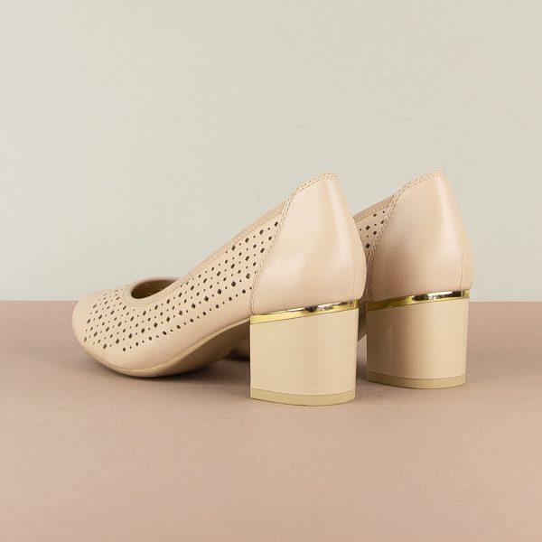 Туфлі Caprice 9-22501-433 Beige Perlato #2