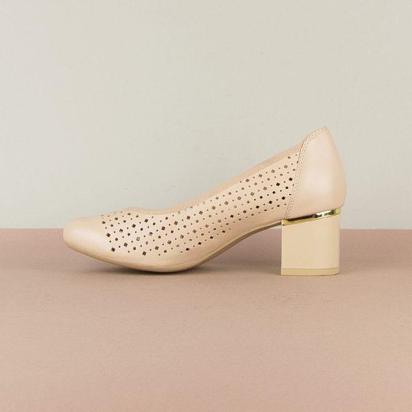 Туфлі Caprice 9-22501-433 Beige Perlato #3