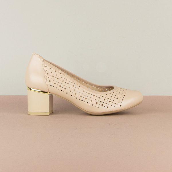 Туфлі Caprice 9-22501-433 Beige Perlato #4
