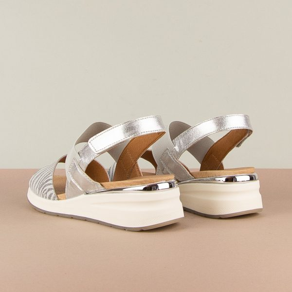 Сандалі Caprice 9-28306-943 Silver Comb #2