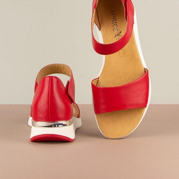 Сандалі Caprice 9-28706-501 Red Nappa #6