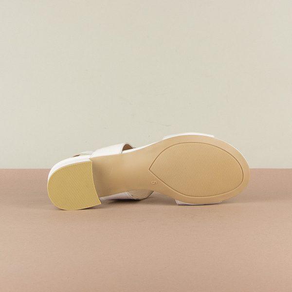 Босоніжки Caprice 9-28203-102 White Nappa #5