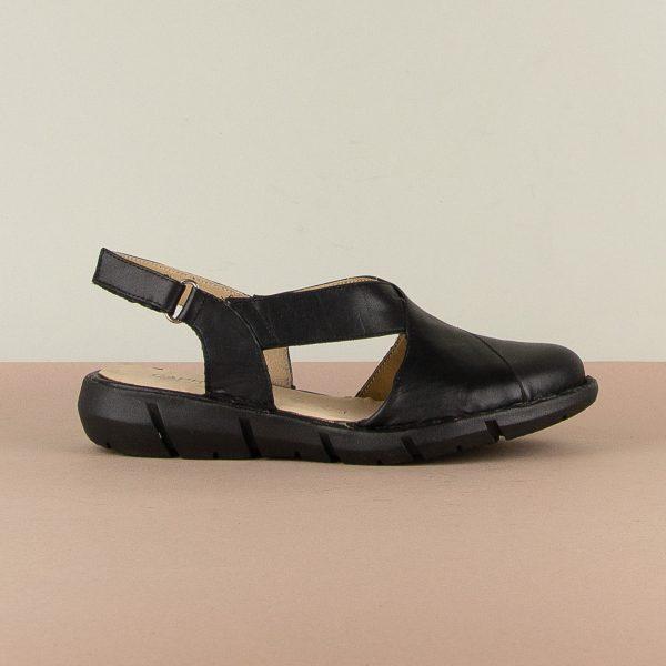 Сандалі Caprice 9-29551-022 Black Nappa #4