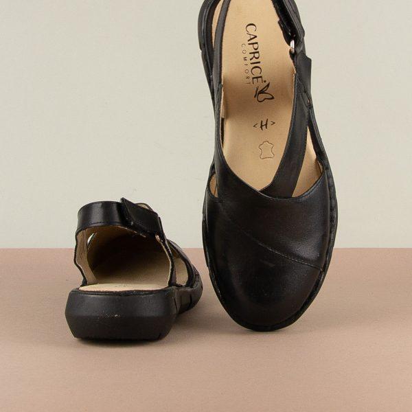 Сандалі Caprice 9-29551-022 Black Nappa #6
