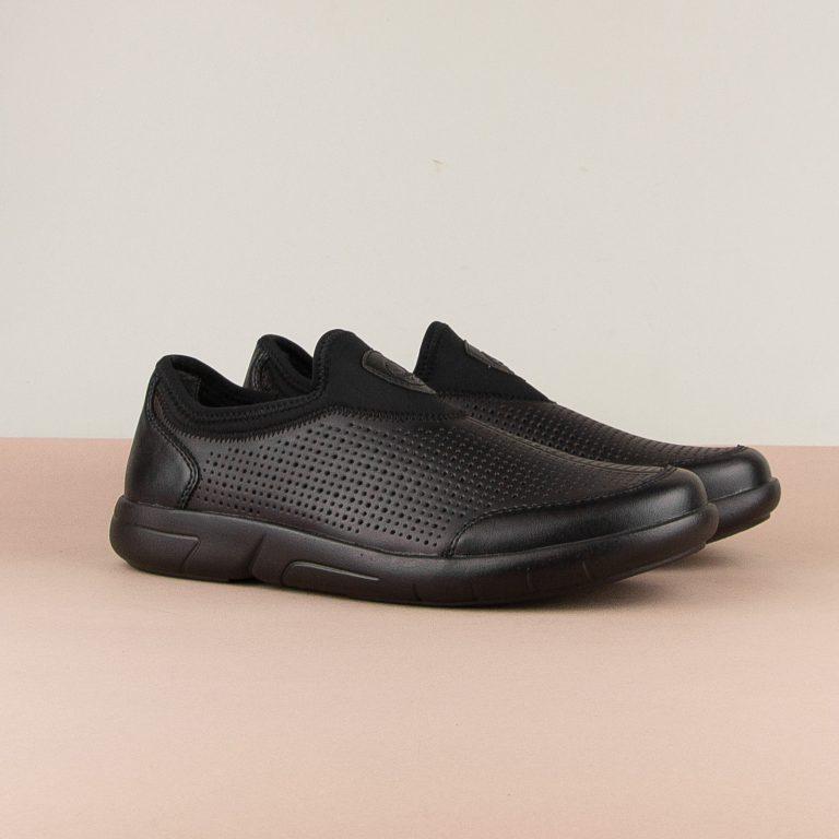 Туфлі Rieker B2767-00 black #1