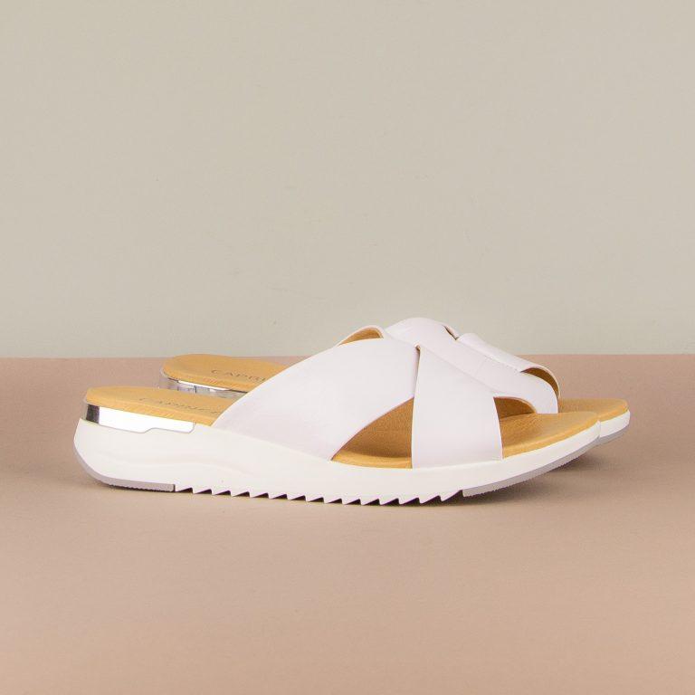 Сабо Caprice 9-27200-122 White Naplak #1