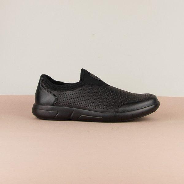 Туфлі Rieker B2767-00 black #4