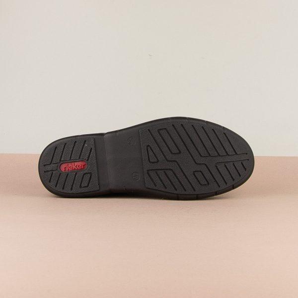 Туфлі Rieker B2767-00 black #5