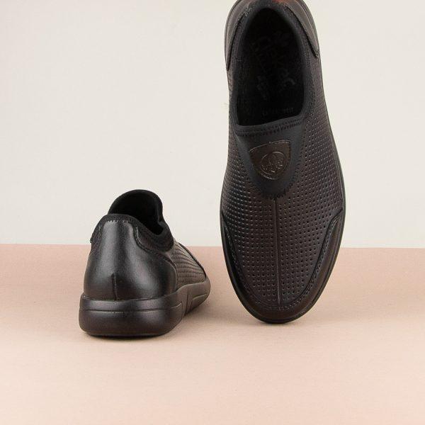 Туфлі Rieker B2767-00 black #6