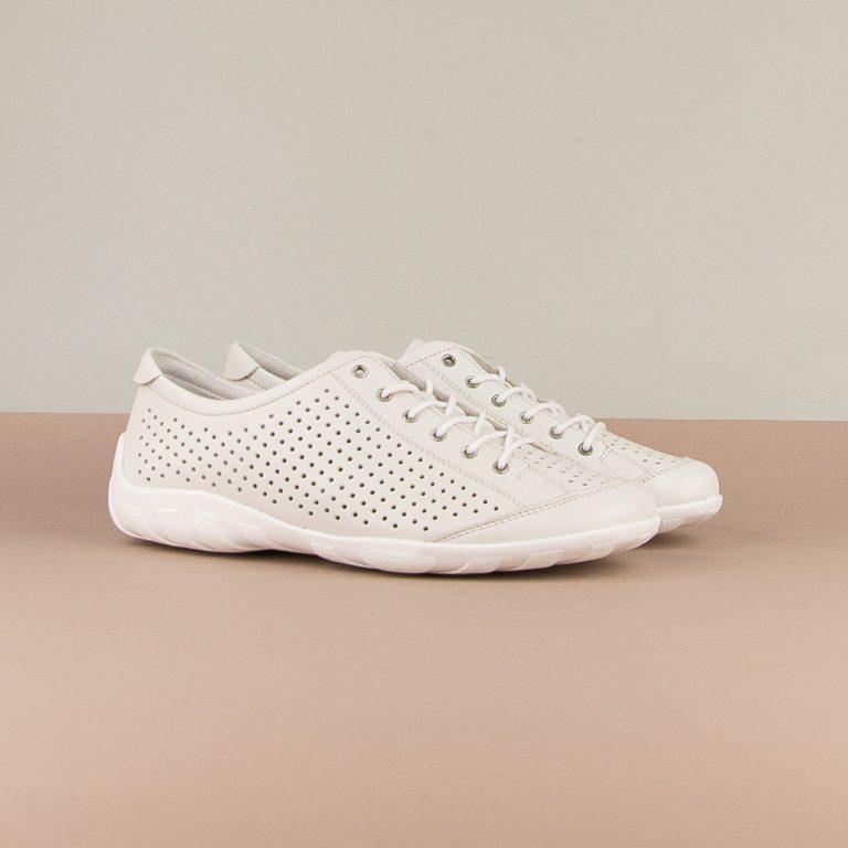 Снікерси Remonte R3401-80 white #1