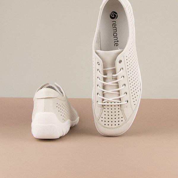 Снікерси Remonte R3401-80 white #6