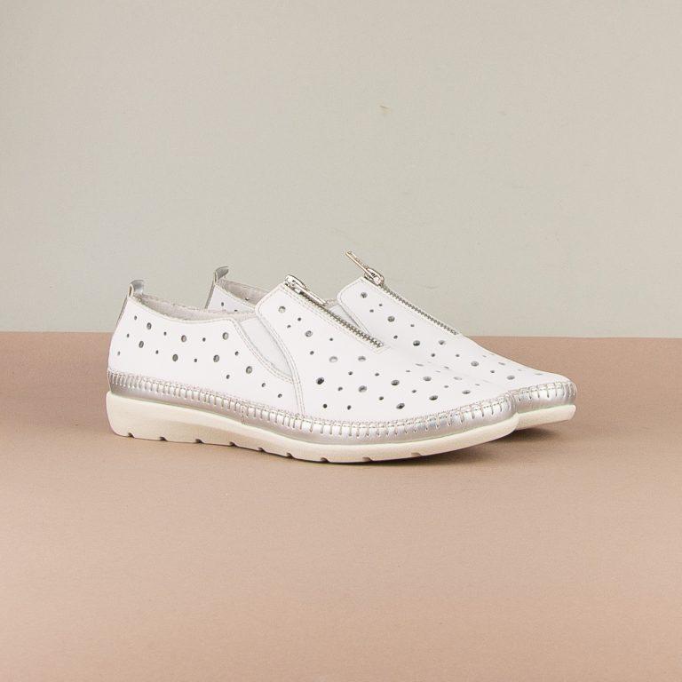 Туфлі Remonte D1929-80 white #1