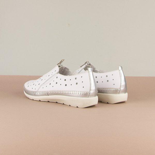 Туфлі Remonte D1929-80 white #2