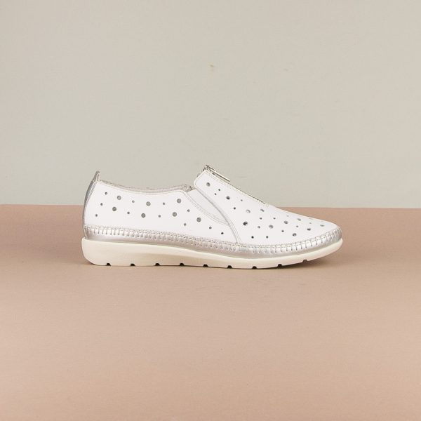 Туфлі Remonte D1929-80 white #4