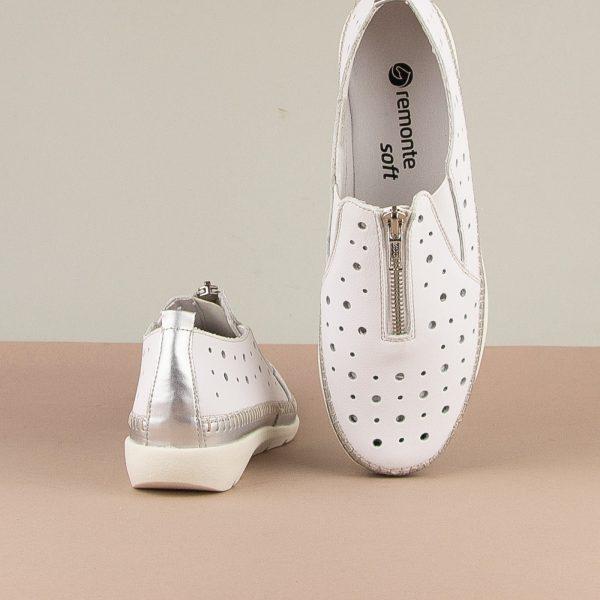 Туфлі Remonte D1929-80 white #6
