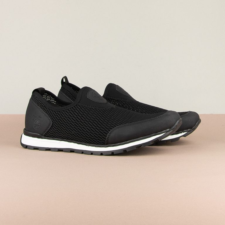 Кросівки Rieker 18771-00 Black #1