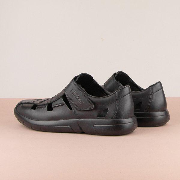 Чоловічі сандалі Rieker B2783-00 Black #2