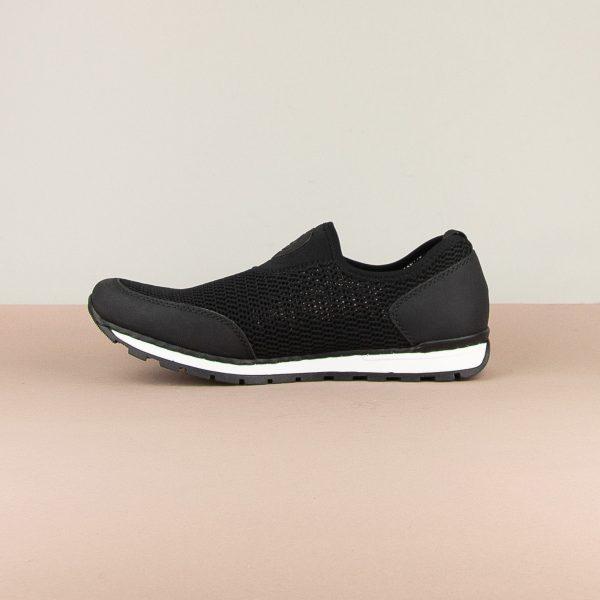Кросівки Rieker 18771-00 Black #3