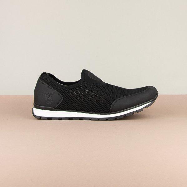 Кросівки Rieker 18771-00 Black #4