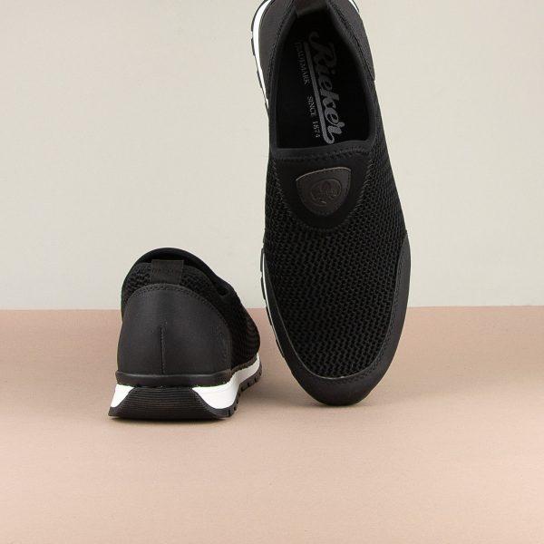 Кросівки Rieker 18771-00 Black #6