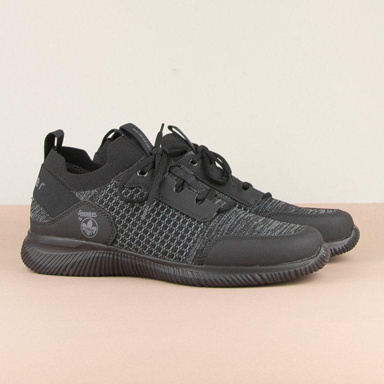 Кросівки Rieker B7475-00 Black #1