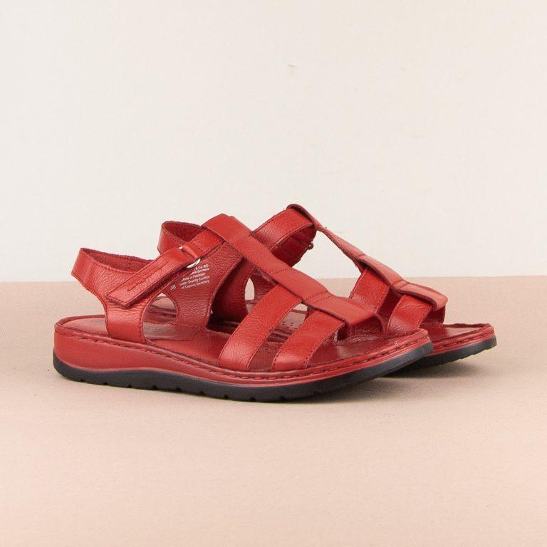 Сандалі Caprice 9-28151-501 Red Nappa #1