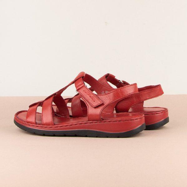Сандалі Caprice 9-28151-501 Red Nappa #2
