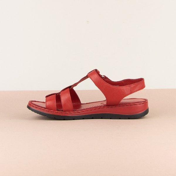 Сандалі Caprice 9-28151-501 Red Nappa #3