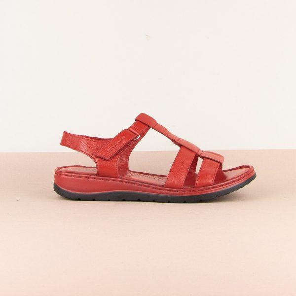 Сандалі Caprice 9-28151-501 Red Nappa #4
