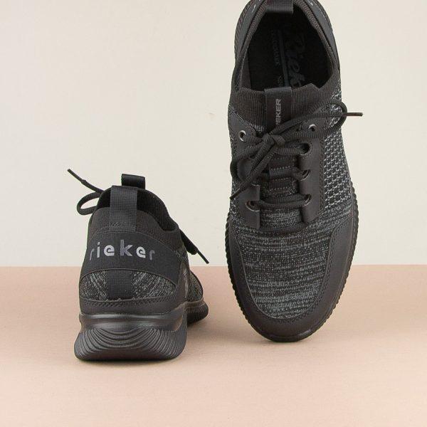 Кросівки Rieker B7475-00 Black #6
