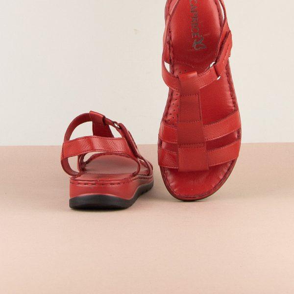 Сандалі Caprice 9-28151-501 Red Nappa #6