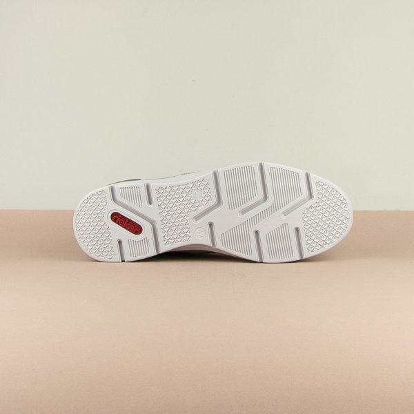Туфлі Rieker 16415-42 Grey #5