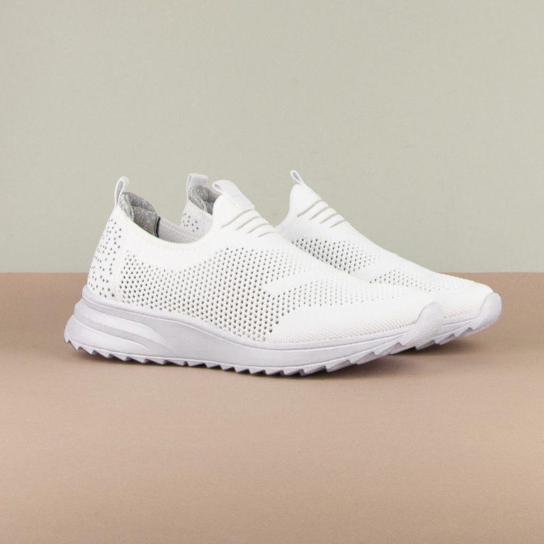 Кросівки Rieker N6670-80 White #1