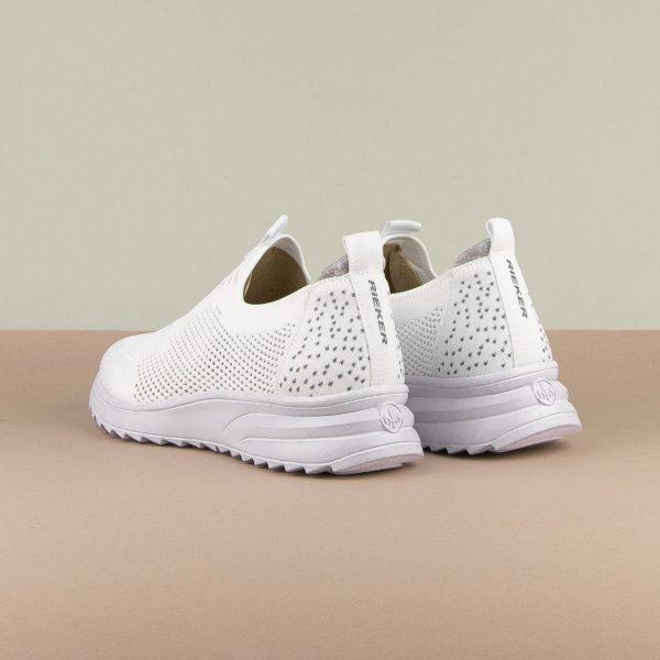 Кросівки Rieker N6670-80 White #2