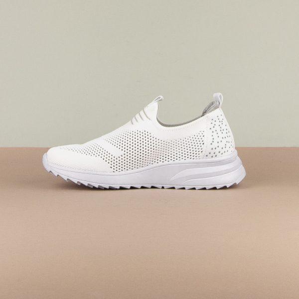 Кросівки Rieker N6670-80 White #3