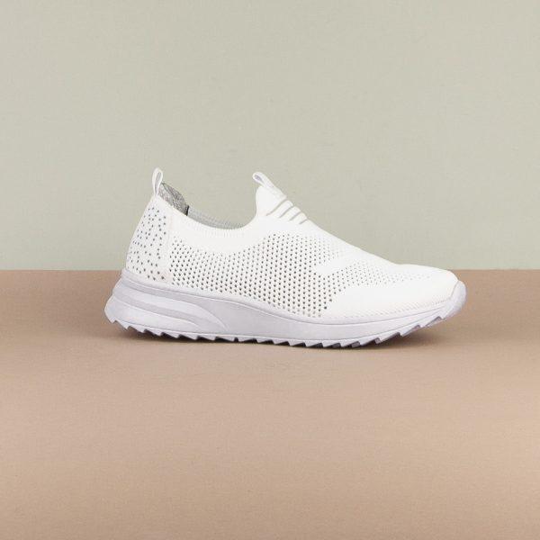 Кросівки Rieker N6670-80 White #4
