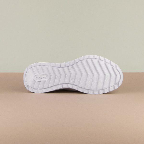 Кросівки Rieker N6670-80 White #5