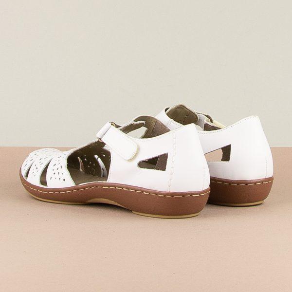 Сандалі  Rieker 45885-80 White #2