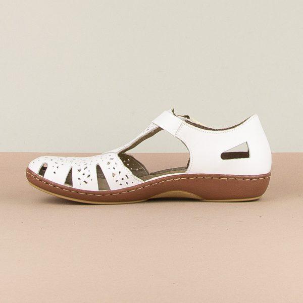 Сандалі  Rieker 45885-80 White #3