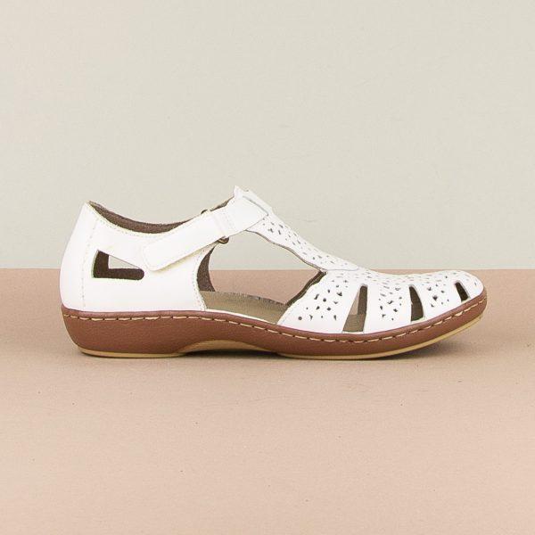 Сандалі  Rieker 45885-80 White #4