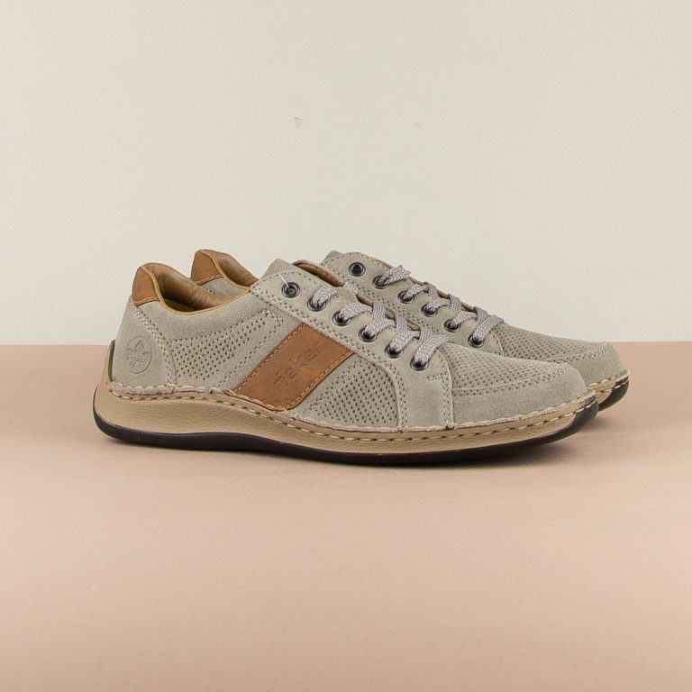 Туфлі Rieker 05216-42 Grey #1
