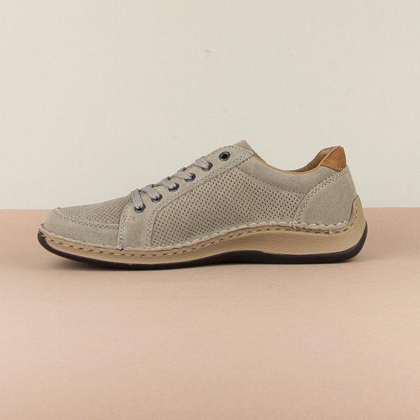 Туфлі Rieker 05216-42 Grey #3