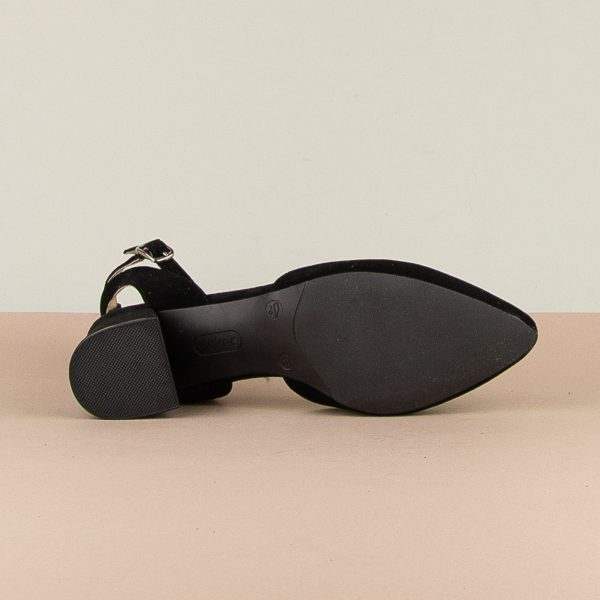 Босоніжки Rieker 49152-00 Black #5