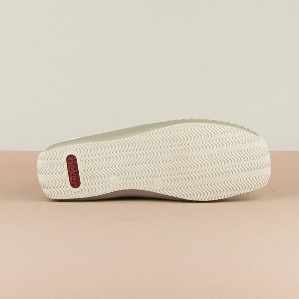 Туфлі  Rieker L1716-80 White #5