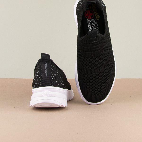 Кросівки Rieker N6670-00 Black #6