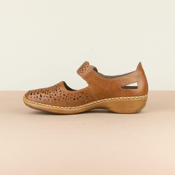 Туфлі  Rieker 41397-22 Brown #3